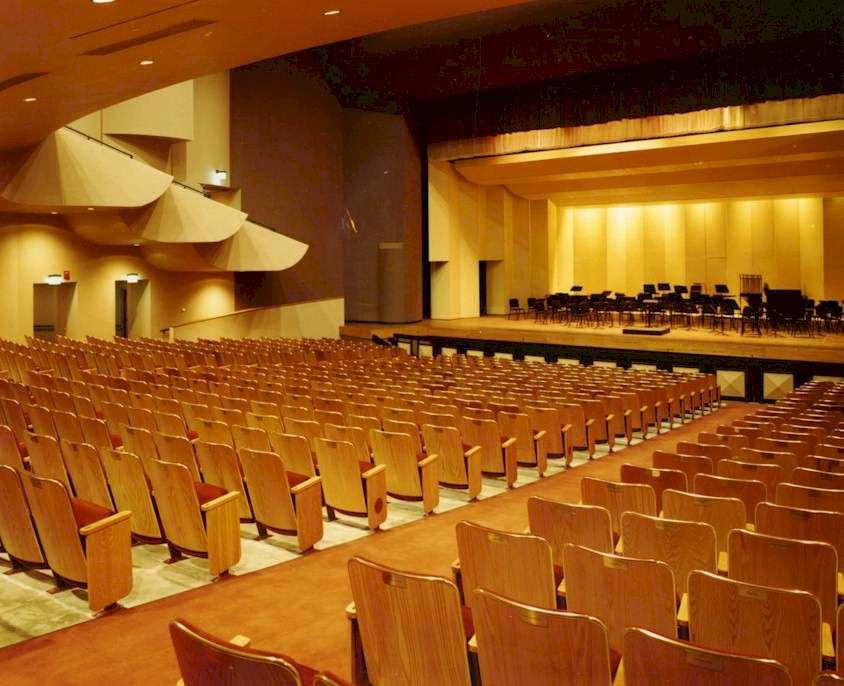 Barbara B Mann Performing Arts Center At Edison Community College Fort Myers Florida